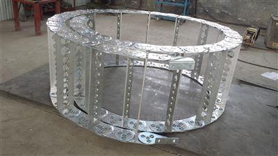 电厂钢厂设备用钢铝拖链