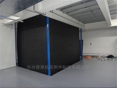 升降平台用风琴伸缩防护罩