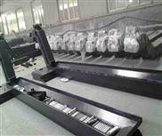 平面刮板提升式排屑机