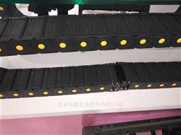 西安防噪音塑料拖链安装