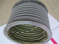 耐高温风机口方形软连接