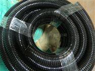 双扣镀锌包塑金属软管 福州软管