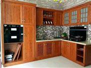 全铝家具-铝单板-木纹转印家具