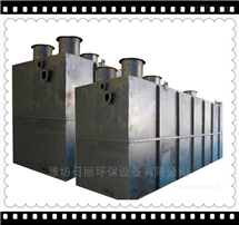 SDRL-AO深圳食品厂污水处理设备