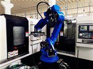 自动上下料机器人替代人工工作