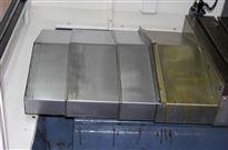 重型龙门机床钢板护罩