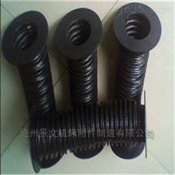 北京橡胶布防腐蚀油缸防尘罩厂家定做价