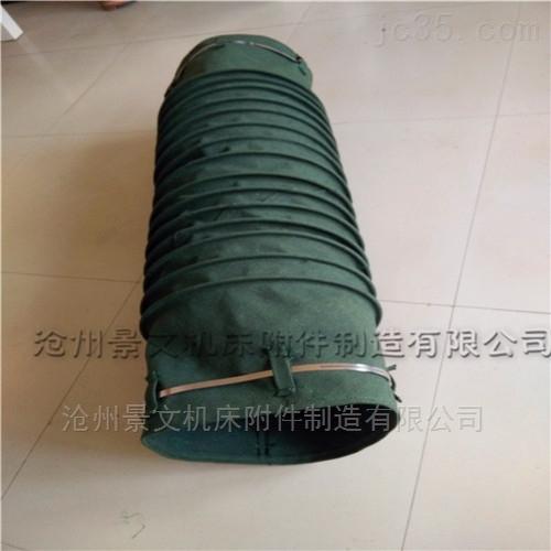 上海耐高温负压通风伸缩风管厂家批发价