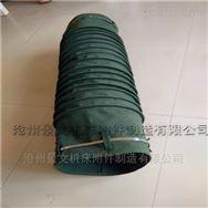 北京钢丝骨架负压帆布通风管价格