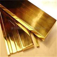 h96黄铜排,h65进口耐冲击铜排*h85超薄铜排