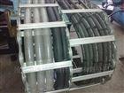 耐磨橋式重型鋼制拖鏈