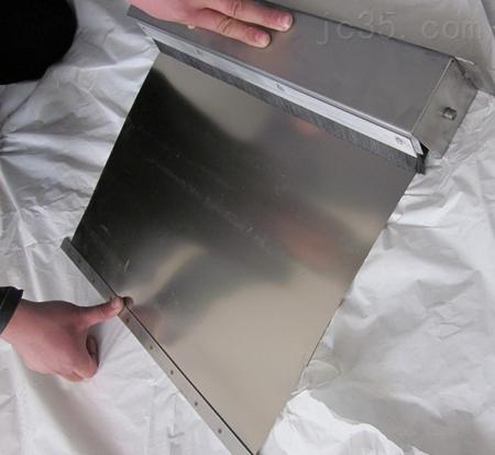 定制304不锈钢板卷帘防护罩