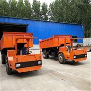 改装矿用四不像车 8吨柴油拉土方四驱自卸车