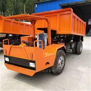 改装后八轮自卸车 15吨农用拉土车爬山能手
