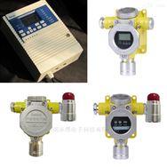 实时乙二醇气体检测设备 气体浓度超标报警
