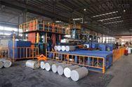 铝合金门框挤出机800吨铝挤压机意美德出售