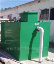 WSZ-AO昆明市一体化医院污水处理设备