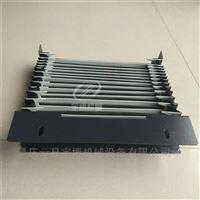 供应柳州耐腐蚀风琴式导轨防护罩 防尘折布