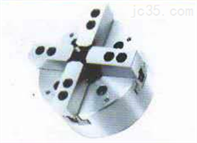 HSF系列四爪高速中空油压夹头