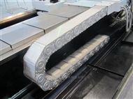 全封闭水管钢铝拖链