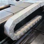 TL型全封闭式穿线电缆钢铝拖链
