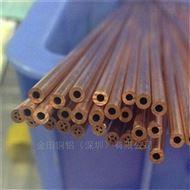 t2紫铜管-t4小口径镀锡铜管,t3耐高温铜管