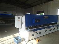 QC12K-数控液压摆式剪板机