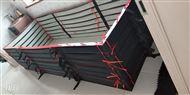 挂式方形风琴防护罩