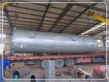 松原市乳品加工厂厌氧反应器处理设备