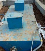 张家口市地埋式一体化污水处理设备特点