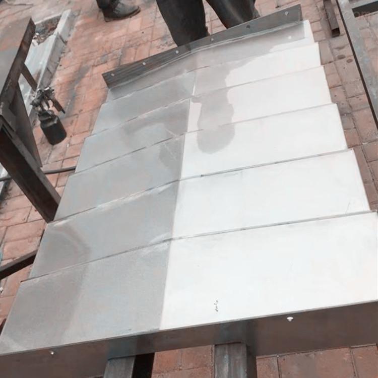 供应镗床伸缩防护罩