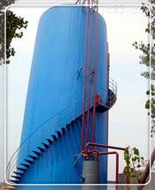 IC长沙市淀粉污水厌氧反应器处理设备