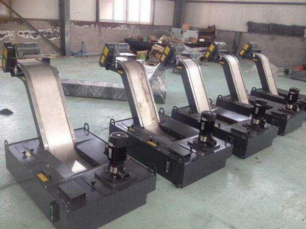 数控机床刮板式排屑机厂
