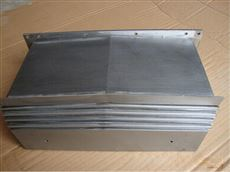 不锈钢钢板伸缩式防护罩