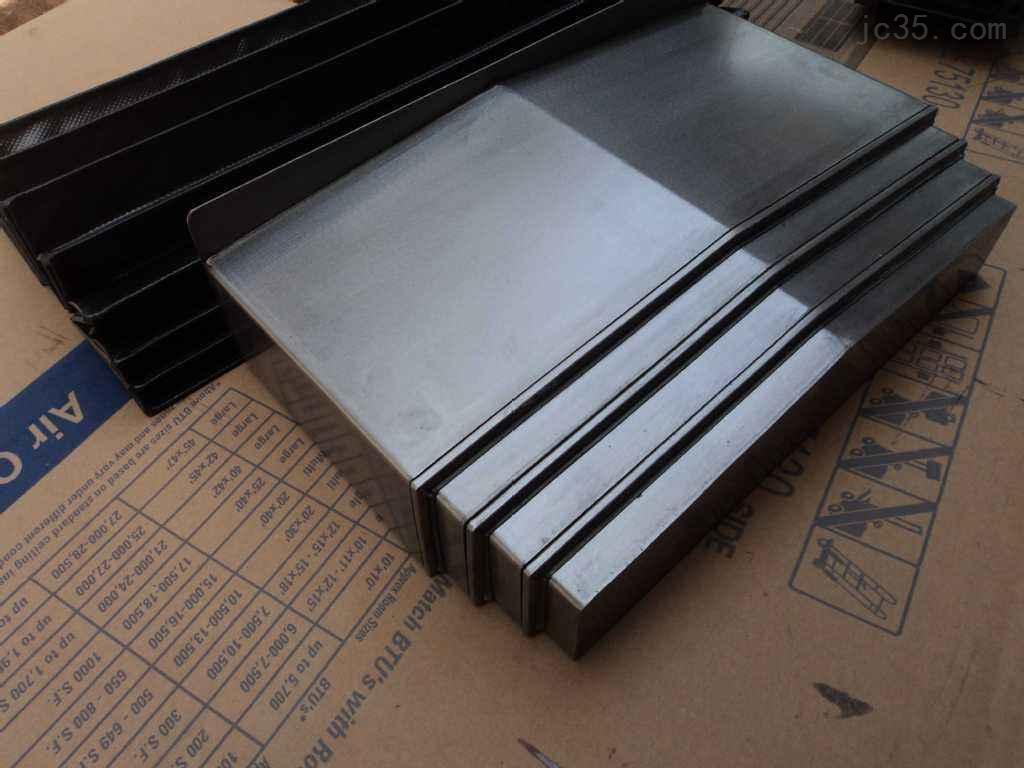 金沙VMC1890加工中心导轨钢板防护罩