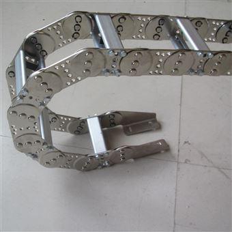 卸卷小車運行鋼制拖鏈