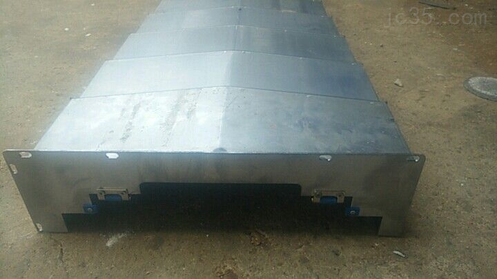 不锈钢机床导轨防护罩价格