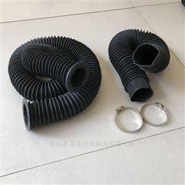 圆形缝合式丝杠防护罩