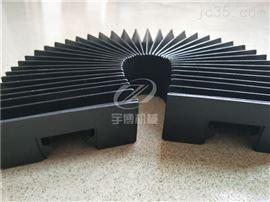 柔性风琴式磨床防护罩价格