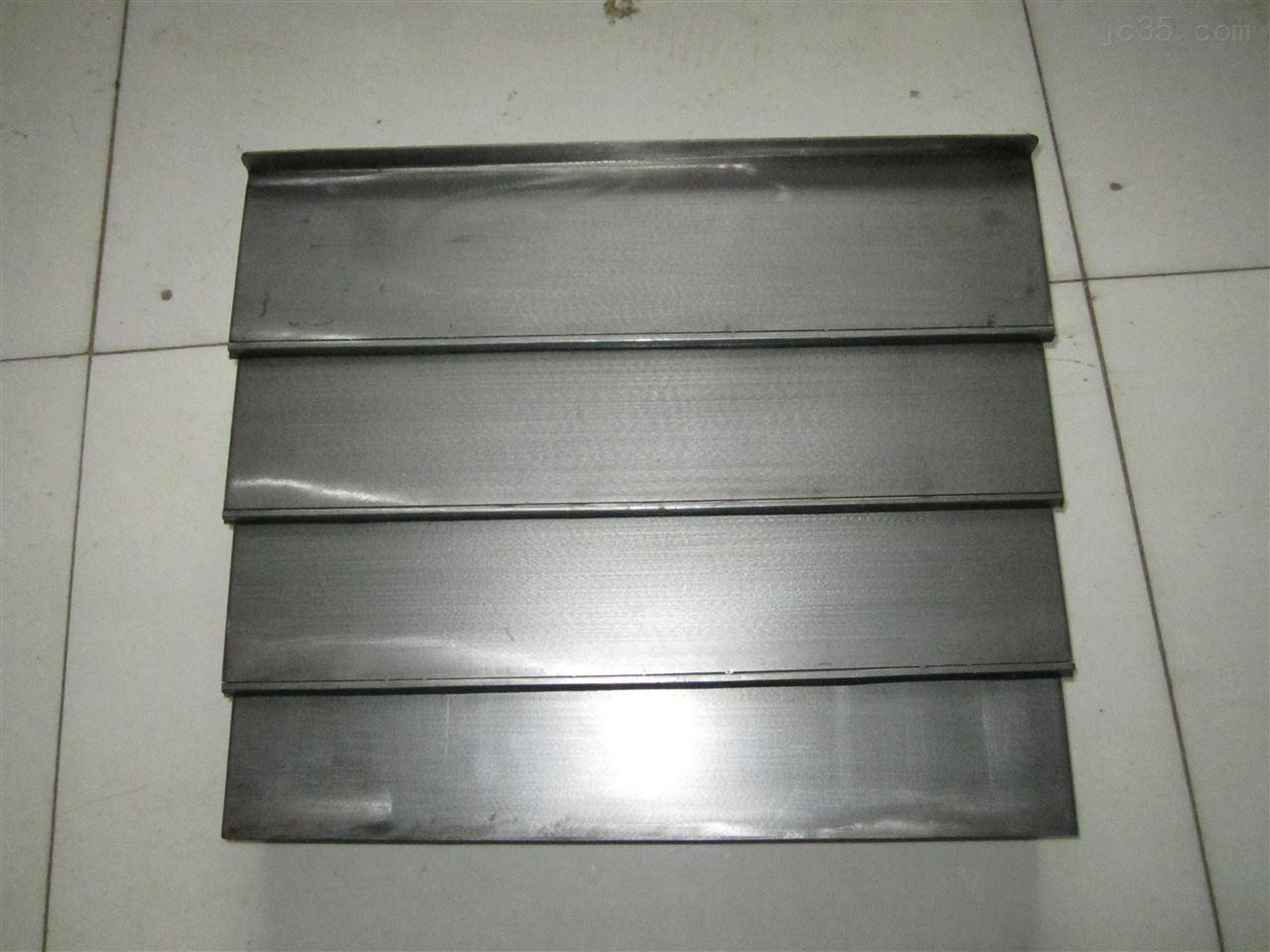 倾斜型不锈钢伸缩防护罩