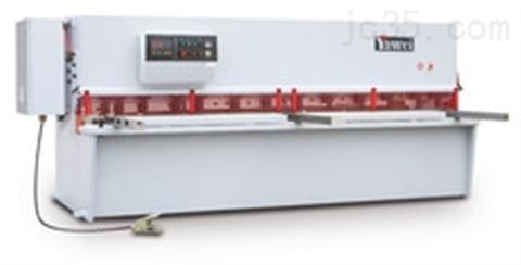 亚威高精密QC12K系列数控摆式剪板机