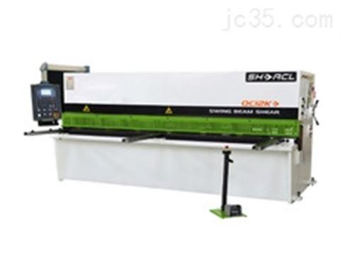力丰高精度高效率液压摆式数控剪板机