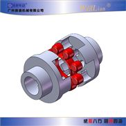 LM-振通传动LM型梅花形弹性联轴器