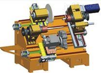 双主轴单刀塔车削中心光机
