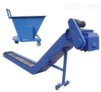 机床链板式排屑机产品图片