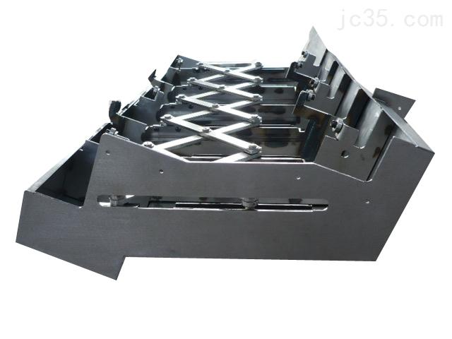 鋼板導軌防護罩產品圖片