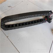 卸卷车桥式塑料拖链