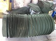手工缝制耐磨帆布输送软连接