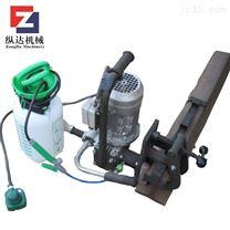 DZG-13电动钢轨钻孔机 工矿