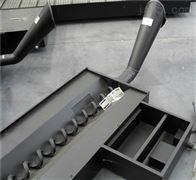 定制生产快速输送铁屑螺旋式排屑机厂家